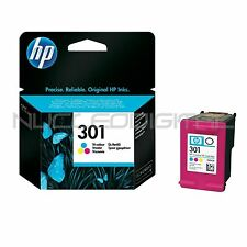 1 ORIGINAL HP301  Cartucho tricolor HP 301 (CH562EE)