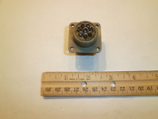 USED - MS3102R 18-8S - 8 Pin Female Receptacle