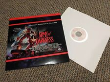 Army of Darkness Laserdisc Horror Bruce Campbell Letterbox
