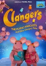 Cbeebies BBC Clangers The Flying Froglets DVD M Fact Region 2 2015