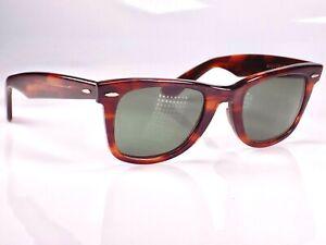 Vintage 1980's B&L Ray Ban Wayfarer BL5024 Sunglasses