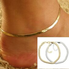 Boho Beach Anklet Foot Jewelry Gifts Women Simple Ankle Bracelet Chain Anklet