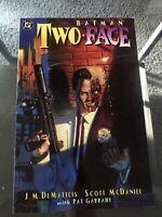 Dc Comics Batman Two Face Tpb Graphic Novel 1995