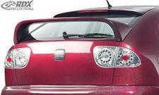 RDX SPOILER POSTERIORE SEAT LEON 1m posteriore tetto ALI SPOILER TETTO posteriore Spoiler ala