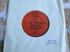 PHILADELPHIA YEARS Sampler PY 1  PROMO 4 TRACK 7inch 45 Vinyl