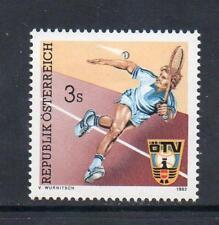AUSTRIA MNH 1982 SG1934 80TH ANV OF AUSTRIAN LAWN TENNIS ASSN