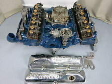 68 Mustang S code 69 Mach 1 390 GT Intake Heads Carb Top End Cougar Torino C8AEH