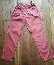 Trousers Ocher Red CYRILLUS 6 Years