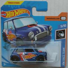 Hot Wheels Morris Mini blau HW Race Team Neu/OVP Auto Car Mattel HW Oldtimer