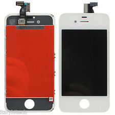 DISPLAY IPHONE 4S A1387 BIANCO COMPLETO TOUCH SCREEN LCD SCHERMO ORIGINALE