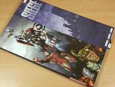 MARVEL GRAPHIC NOVEL SIEGE 2010