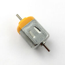 DC 1.5V-3V 15000RPM High Speed Dual Shaft Mini 130 DC Brushed Motor Hobby Toy