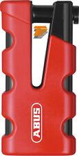 Abus MOTO seguridad Granit Sledg 77 Agarre Rojo Disco CIERRE 13/45mm [47503 0]