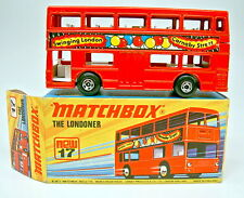 "Matchbox SF Nr.17B The Londoner ""Swingin' London"" top in Box"
