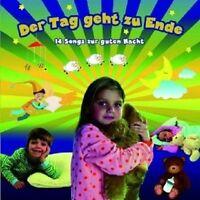"""KIDZ & FRIENDZ """"DER TAG GEHT ZU ENDE ..."""" CD NEU"""