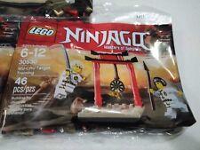 LEGO 30530 NINJAGO WU-CRU TARGET TRAINING POLYBAG RARE HTF