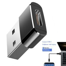Metal USB 3.0 Male to USB 3.1 Type C Female Converter USB 3 USB-C Mini Adapter