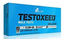 (21,66€/100g) 153,6 g OLIMP Testoxeed - 120 Kapseln Testosteron Booster Male