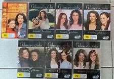 Gilmore Girls - The Complete Series (DVD, 2008, 42-Disc Set) Season 1-7