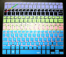 Keyboard Cover for Dell XPS 13-9343 13-9350 13-9360 Inspiron 15-7547 15-7548