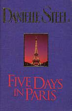 Five Days in Paris by Danielle Steel (Hardback, 1995)