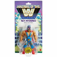 WWE Mattel Masters of the WWE Universe Wave 2 Rey Mysterio Exclusive Figure