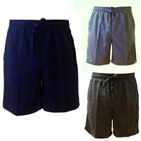 New Adult Mens Casual Sports Gym Training Jogging Basketball Shorts w Drawstring