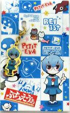 Neon Genesis Evangelion Puchi Rei School Uniform Fastener Accessory Anime Mint