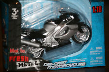 2007 Maisto 1/18 diecast Motorcycle YAMAHA YZF Thunderace 1000 NEW