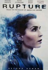 [New] Rupture: Beyond Human (Dvd, 2017) Noomi Rapace Sci-Fi Movie