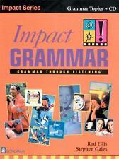 Impact Grammar: Grammar Through listening (Book and Audio CD)