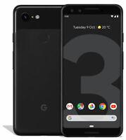 Google Pixel 3 64GB Just Black Unlocked G-013A READ BELOW EZ02200A
