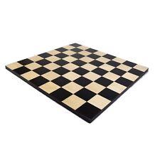 "Roogu red Dusk 18'' tablero ajedrez lujo XL Padauk boj cuadrados grandes 2.15"""