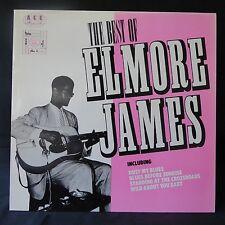 ELMORE JAMES BROOM DUSTERS Best Of.. ACE UK Press LP Blues MONO NM