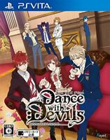 USED PS Vita Dance with Devils PlayStation Vita PSV 69030 JAPAN IMPORT
