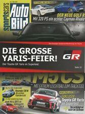 Auto Bild Sport Cars Sonderdruck Toyota Yaris GR 03/2021