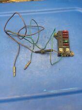 1982 Suzuki GS850g fuse box junction box unit electrical Oem