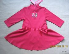 Gymboree Sugar and Spice Red Satin Ribbon Gingerbread Boy Girl Dress 12-18 NWT