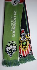Seattle Sounders FC 2010 Scarf Quest Field