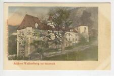 AK Schloss Weiherburg bei Innsbruck, 1900