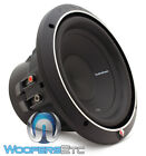 "ROCKFORD FOSGATE P2D4-10 SUB 10"" 600W DUAL 4-OHM PUNCH BASS SUBWOOFER SPEAKER"