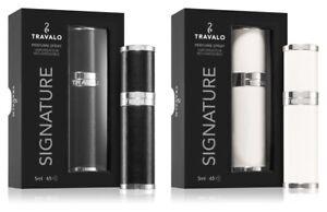 Travalo Signature Elegance Perfume Spray 5ml Easy Fill - Refillable Atomiser