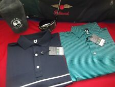 2 for 1 - NEW FOOTJOY GOLF POLO - SIZE LARGE - STYLE 22742 & 22753 - TOP QUALITY