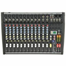 Digital Performance & DJ Mixers with Integrated Effects Unit