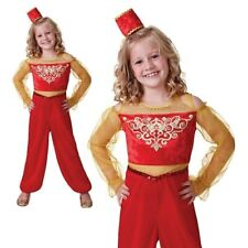 Arabian Princess Costume Kids Bollywood Fancy Dress Outfit Childs Book Day