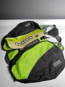 NEW Outward Hound Backpack Quick Release Size M (20-49 lbs) Pet Travel Gear