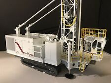"1:50 TWH Sword Bucyrus 49HR Drill Rig - ""WHITE"" -  #022-01020"