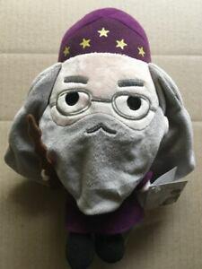 ~ HARRY POTTER ~ Albus Dumbledore ~ 20cm Plush Toy ~ NEW ~