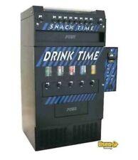 Dundas Vending Machine- Vm 250 Full Set Brand New
