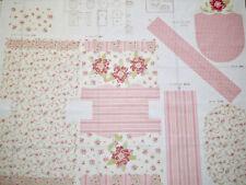 90 cm LECIEN Panel für Tasche, Shopper & Kosmetiktasche,geblümt, romantisch